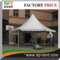 100% Garantie-Qualitätslegierung benutzte Hochzeitsrundzelt in der Pagodenform für Verkauf