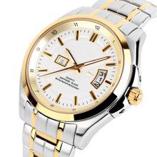 Reloj de cuarzo del nuevo estilo 2016, reloj de acero inoxidable Hl-Bg-192 de la manera