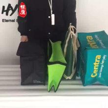 Bolso no tejido compuesto múltiple más fresco, bolso aislado del refrigerador de la caja de almuerzo, bolso más fresco portátil