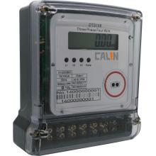 Трехфазный четырехпроводный мультитарифный счетчик электроэнергии