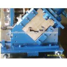 JCX omega tipo quilla ligera que forma la máquina