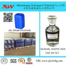 Ледяная уксусная кислота для производства уксуса