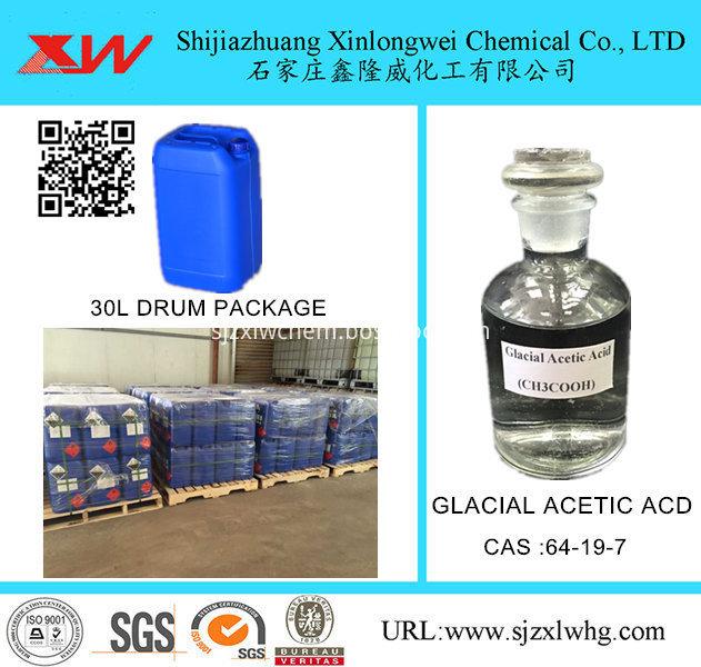 Glacial Acetic Acid For Vinger