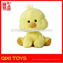 2014 vente chaude peluche pâques jouet pâques en peluche poussin jouets