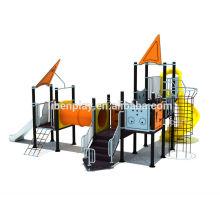 PE Material Outdoor Spielplatz Ausrüstungen für Park, Vorschule.family backyar 5.LE.X2.301.212.00