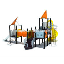 PE Material outdoor playground equipments for park,preschool.family backyar 5.LE.X2.301.212.00