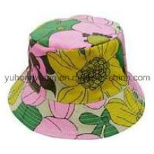 Customized Design Lady Bucket Cap/Hat, Sports Baseball Hat