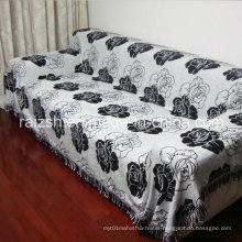 Classic Black and White Series Sofa Cover Cloths