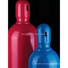 Oxigênio de aço sem emenda / Nitrogênio / Cilindro de gás vazio de argônio