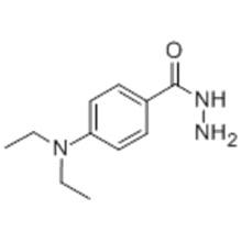 4-(DIETHYLAMINO)BENZHYDRAZIDE CAS 100139-54-6
