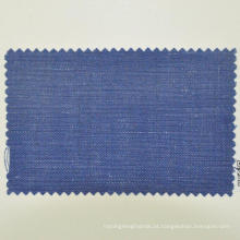 tecido de lã azul marinho escuro 260g / m para sportscoat