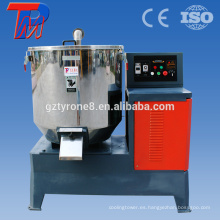El tanque de acero inoxidable de la venta caliente se seca la máquina mezcladora plástica 100kg