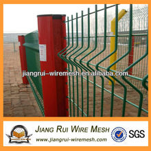 curved garden fence designs fence(China manufacturer)