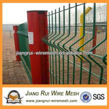Изогнутый сад забор дизайн забор (Китай производитель)