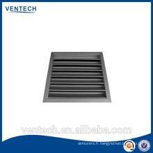 Grille de calandre/retour retour ventilation air