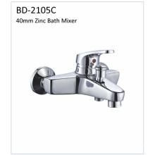 Bd2105c 40mm Single Lever Zinc Bath Faucet