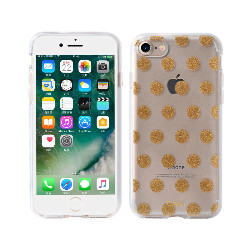IML IPhone6 Plus Case with Golden Dots
