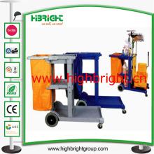 Équipements multifonctionnels d'entretien ménager de chariot de concierge