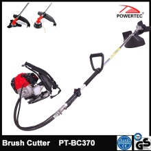 Powertec 43cc 1800W Gasoline Garden Brush Cutter (PT-BC370)
