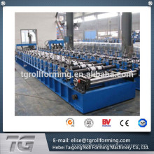 high quality automatic racking shelves pillar roll forming machine with best supplier