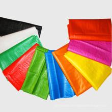 PP gewebte Beutel für Getreide Plastik gewebte Säcke