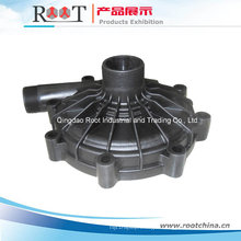 Plastic Pump Cover Injection Mould