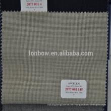 ANGELICO 100% lana trajes camisa ordenar productos en stock