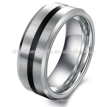 Wholesale Personalized Men's Jewelry Tungsten Engagement Ring Band Never Fade