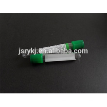 Sodium Heparin tubes (Green cap)