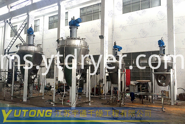 Food Detergent Mixing Machine