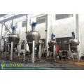 Foodstuff Ribbon Vacuum Drying Machine