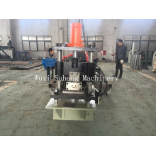 Толщина материала 1,5-2 мм Профилегибочная машина для производства рельсов для виноградников