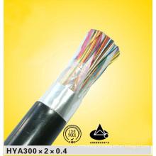 Câble téléphonique 200 Pair Catagory 3 pour télécommunication extérieure