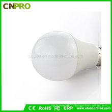 Качество: премиум Пластиковые алюминиевые 7W E27 светодиодные лампочки