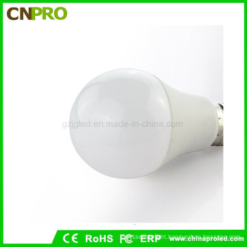 Preminum Quality Plastic Aluminum 7W E27 LED Light Bulb