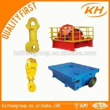 oil well rotary table, zp375 rotary table, api rotary table