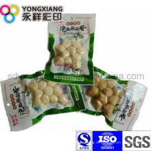 Kundenspezifische gekochte Ei Plastik Verpackungsbeutel