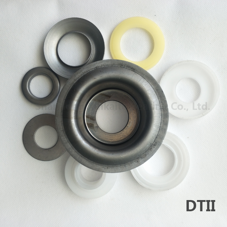 DTII Roller End Cap e Labyrinth Seals