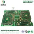 6-layers Multilayer PCB FR4 Tg150 ENIG 2U