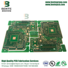 6-layers Multilayer PCB FR4 Tg150 ENIG 2U