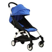 Luxus Kleine Dimension Einfache Falten Baby Mama Kinderwagen Pram Für Verkauf