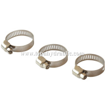 Hose spring hose clamps stainless steel clamp