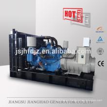 50hz open type 950kw MTU power diesel generator price