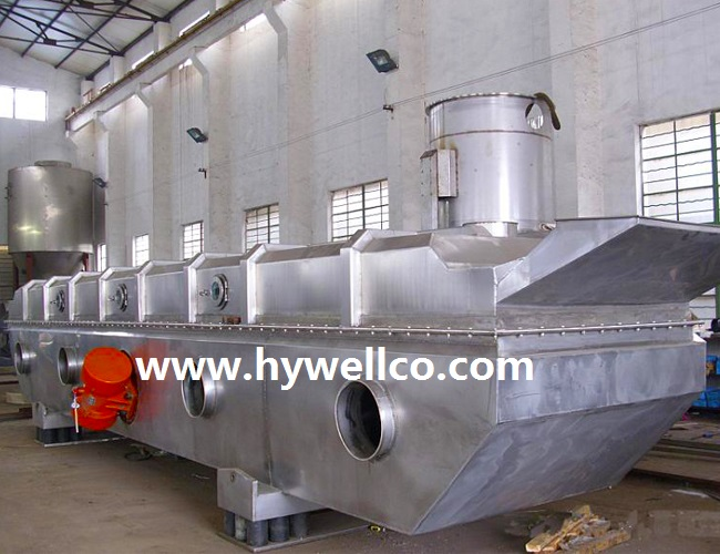 Table Salt Drying Line