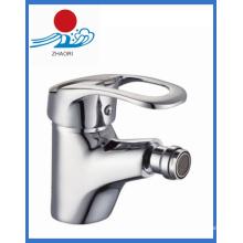 Misturador de bidão de mão simples Torneira de água de bronze (ZR21710)