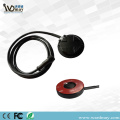 Ultrasonic oil quantity sensor Contactless