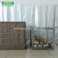 Standard Galvanized Rock Wall Gabion Box Cage