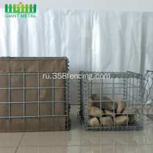 Standard+Galvanized+Rock+Wall+Gabion+Box+Cage