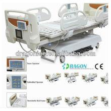 Equipo de enfermería DW-BD002 Cama de hospital eléctrica multifunción
