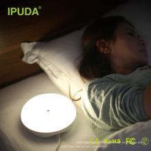 Éclairage extérieur mené de haute qualité pour l'étude menée par lumière menée de capteur de mouvement d'enfants l'éclairage de cadeau a mené